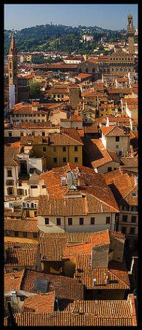 Florence rooftops - ph. Christopher Holland
